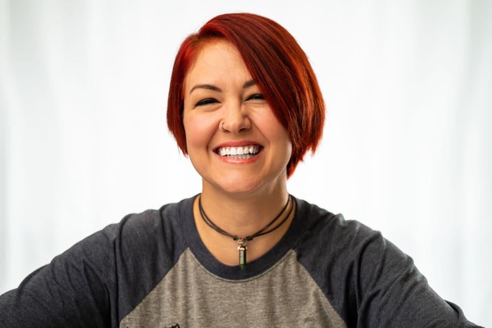 Heather Schaefer Portrait